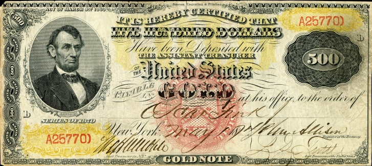 US-$500-GC-1870-Fr-1166i